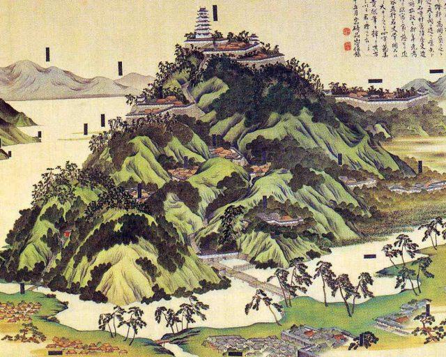 信長公記・9巻その3 「第一次・木津川口の戦い」