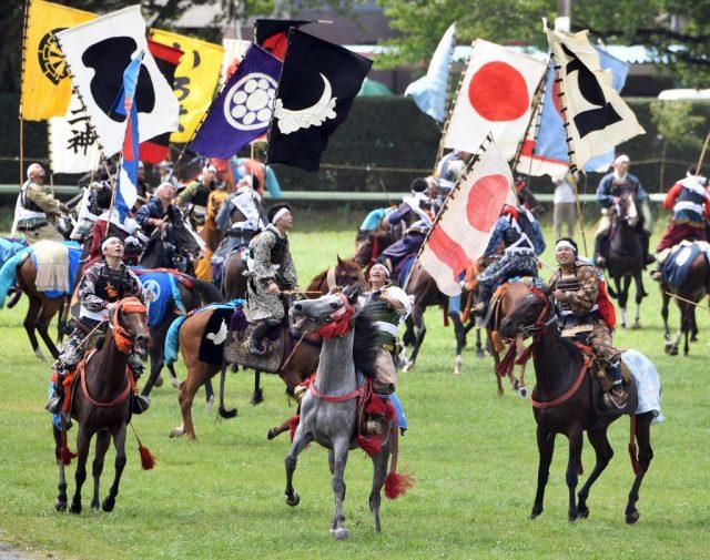 武田の騎馬隊はフィクションなのか?戦国時代の武将は本当に騎馬で戦っていたのか?