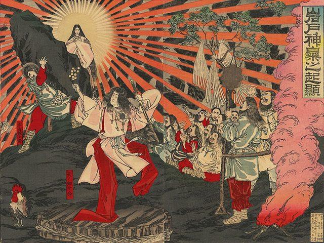 <古事記・神話>日本人なら知っておきたい「アマテラス」と「伊勢神宮」の伝説